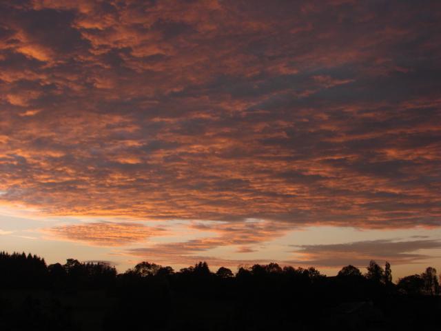 Le temps à Madelonnet du mois d'octobre 2007 123