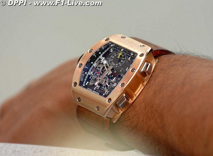 Des montres connues pour des gens connus... Diapoa10