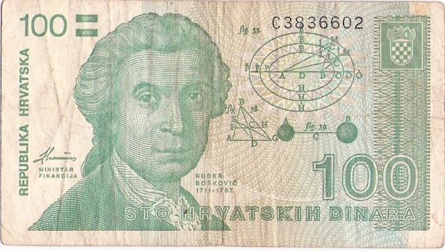 Croacia 1991 100_di10