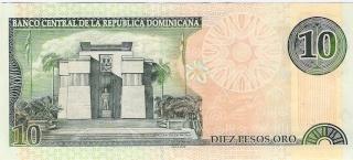 Billetes República Dominicana 10_pes11