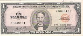 Billetes República Dominicana 1_peso12