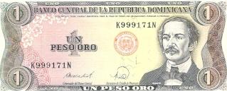 Billetes República Dominicana 1_peso14