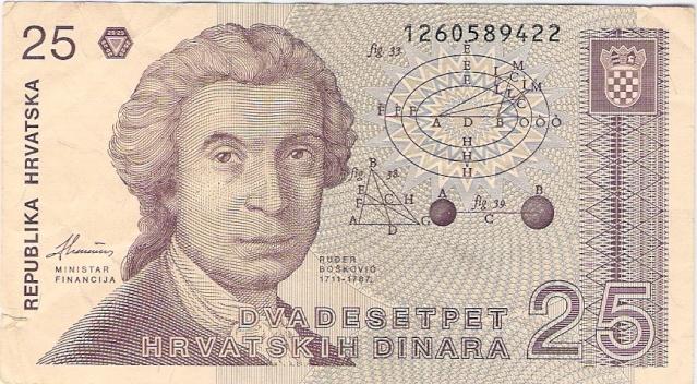 Croacia 1991 25_din10