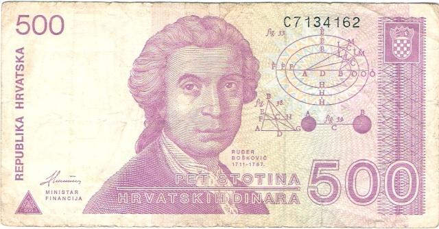 Croacia 1991 500_di10
