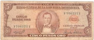 Billetes República Dominicana 5_peso10