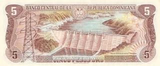 Billetes República Dominicana 5_peso13