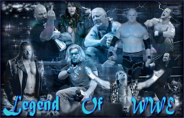 LEGEND of WWE