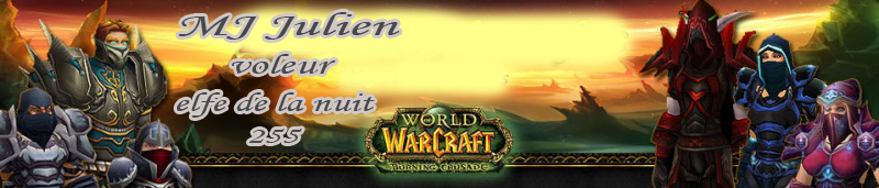 creation banniere world of warcraft (Résolu) Julien11