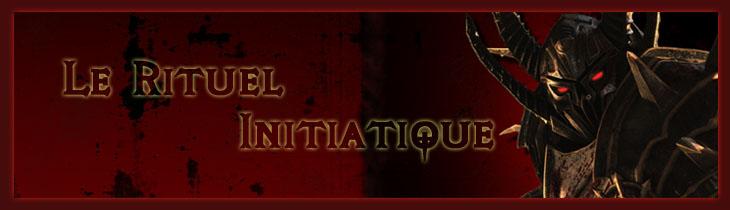 Le Rituel Initiatique