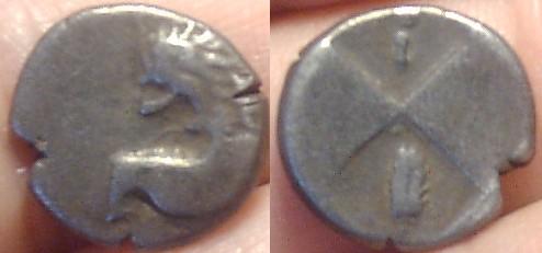 Monnaie grecque R9710