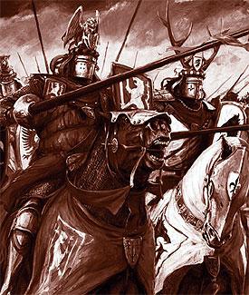 Chevaliers Démons Noirs