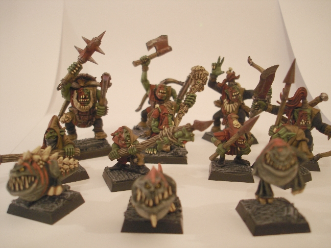 Tom's Orcs & Goblins (and Squigs!) Orcs_410