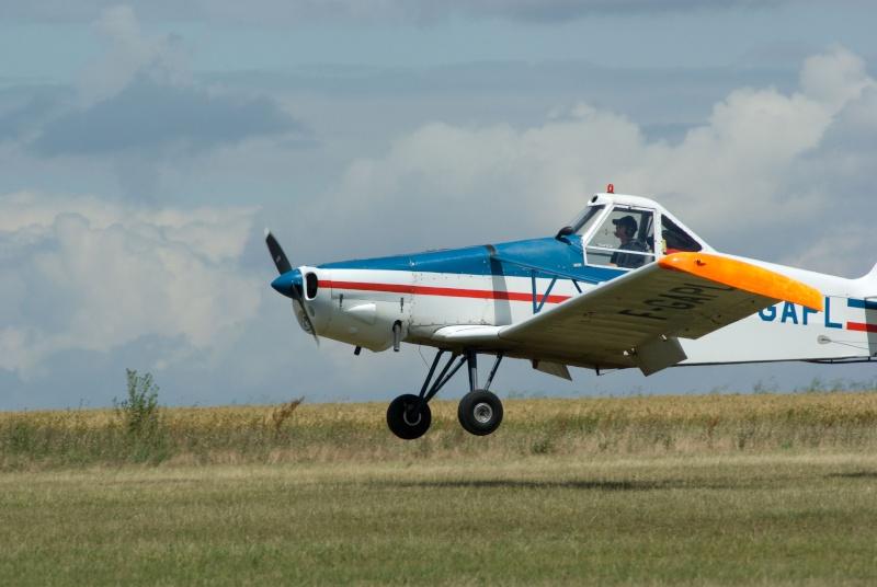 De retour ! Avion210