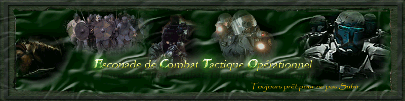Escouade de Combat Tactique Opérationnel