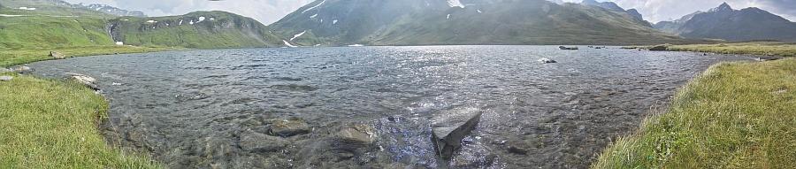 Tour du lac Verney Lacver10