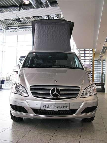 Mercedes Viano Marco Polo VS Volkswagen T5 California !!! 28_13610