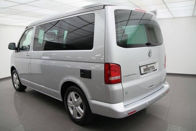 Mercedes Viano Marco Polo VS Volkswagen T5 California !!! Calif10