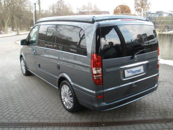 Mercedes Viano Marco Polo VS Volkswagen T5 California !!! Mp10