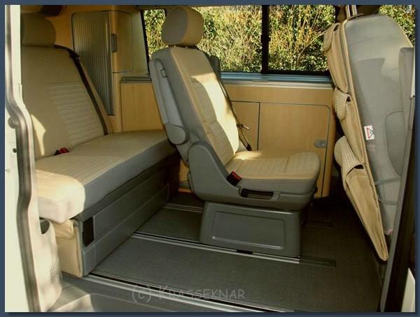 Mercedes Viano Marco Polo VS Volkswagen T5 California !!! Siege210