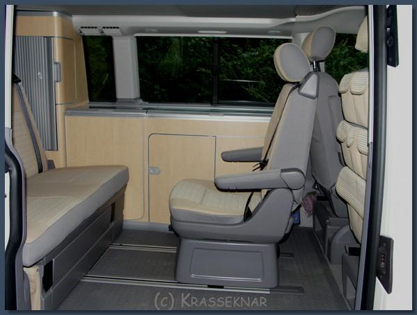 Mercedes Viano Marco Polo VS Volkswagen T5 California !!! Siege310