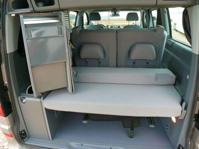 Mercedes Viano Marco Polo VS Volkswagen T5 California !!! Topolq10