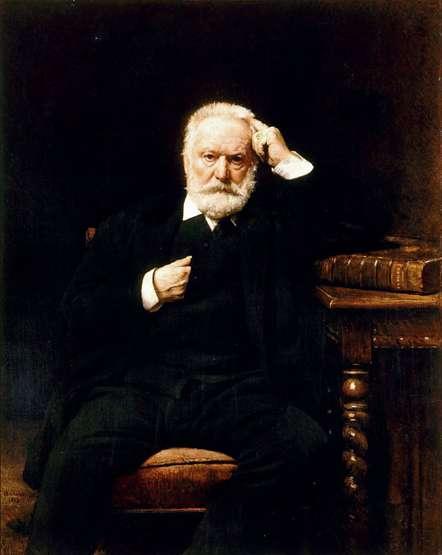 """Victor Hugo : """"ce siècle avait deux ans..."""" Bonnat11"""