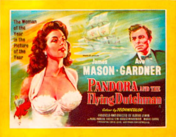 Popila présente... Pandora and the flying Dutchman. Pandor14