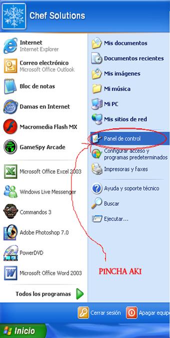 COMO PERMITIR GAMESPY Y COMANDOS 3 EN EL FIREWALL 0112