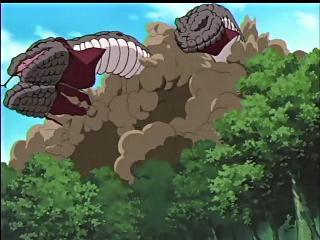 Invocaciones de serpientes Naruto12