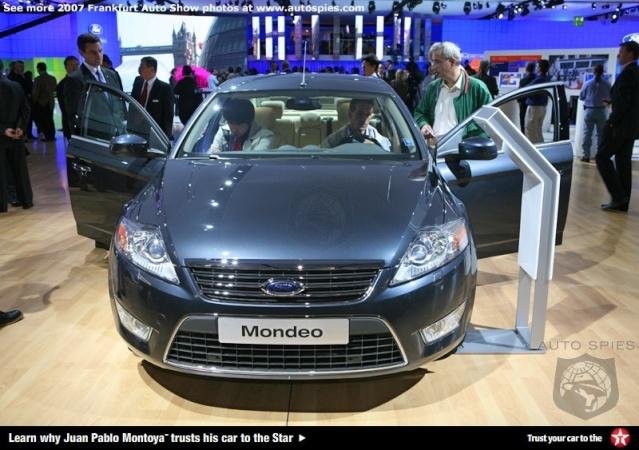 Første rapport på min Mondeo Auto-s14