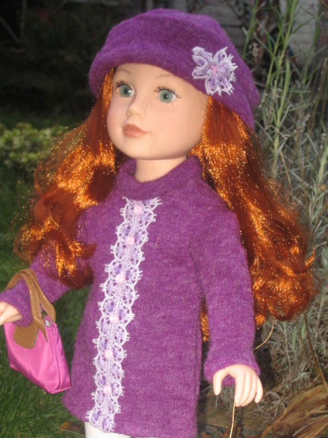 Kaylie, ma Journey Girl rousse - Page 5 Cuberd12
