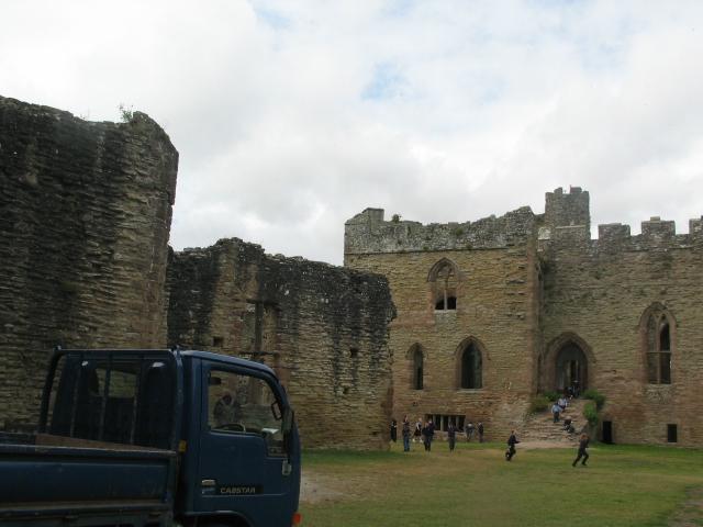 Ludlow Castle Marche12