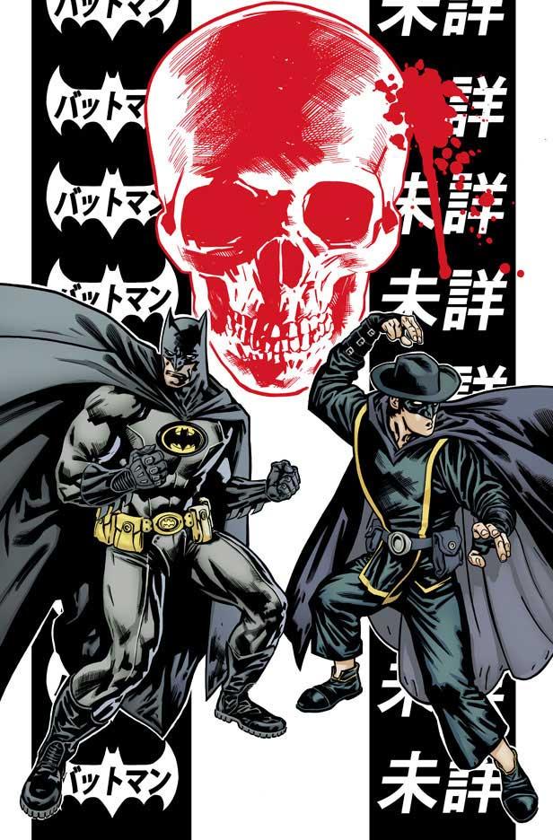 O Retorno de Bruce Wayne Batman13