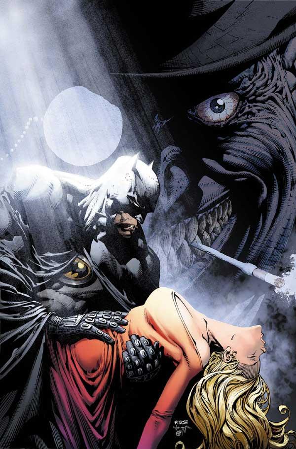 O Retorno de Bruce Wayne Batman14