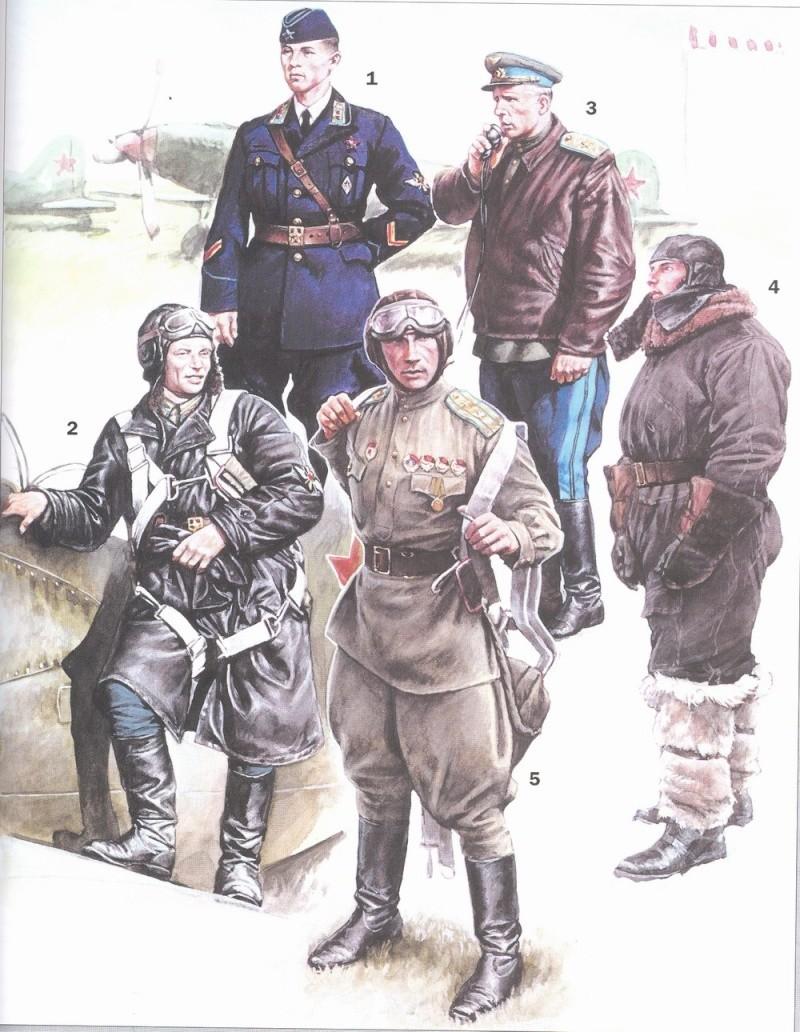 Uniformes del Ejército Rojo Pic310