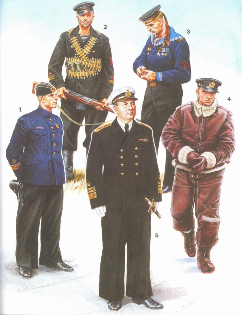 Uniformes del Ejército Rojo Pic410
