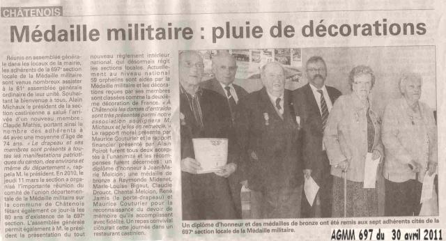 [ Associations anciens Marins ] AMMAC MIRECOURT (88) ET ENVIRONS - Page 19 Vosges10