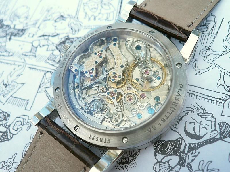 Un petit bilan de votre année horlogère ? - Page 3 Lange014