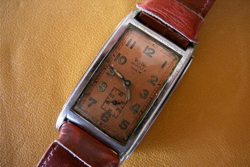 Aperçu sur Wyler Incaflex vintage -dedans/dehors- 6310