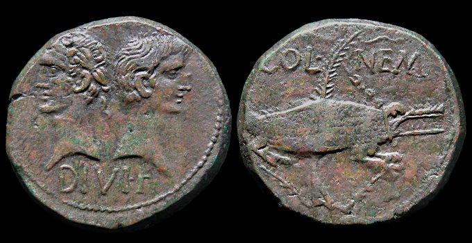 As et dupondius de Nîmes - Page 6 Nimest10