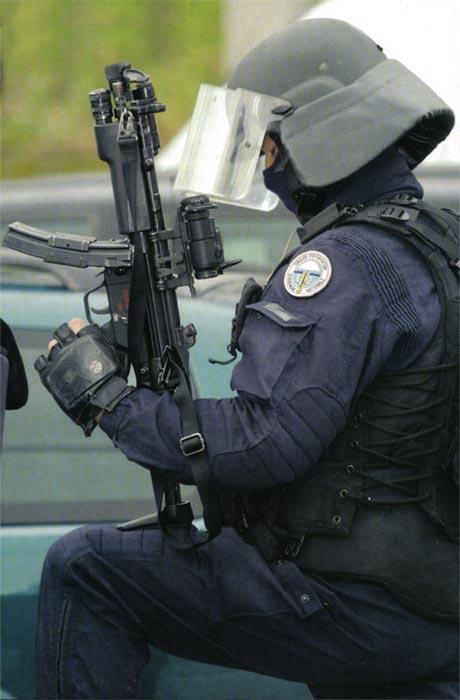 Où trouver un montage ARMS 1 pour MP5/G3? Tenue-10