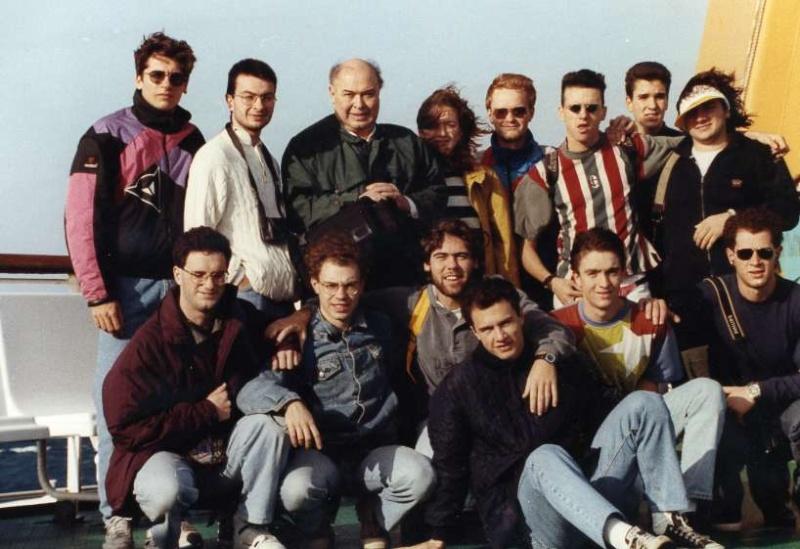 """V^ A Capitani """" Coraggiosi""""   '92-'93 Crocie11"""