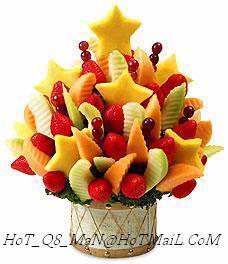 باقة فواكه Frut0610