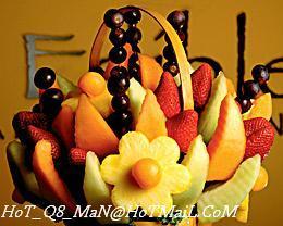 باقة فواكه Frut0710