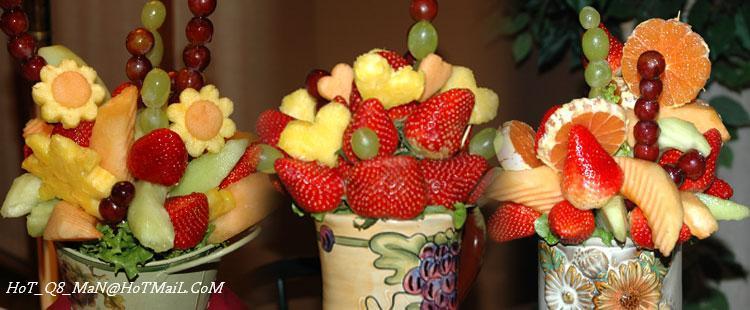 باقة فواكه Frut0810