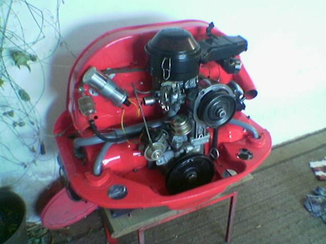 jovcina buba 1200 Motor410