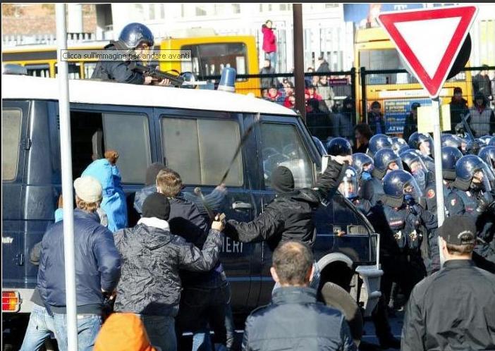 Muere un seguidor de la Lazio tras un disparo Dibujo13