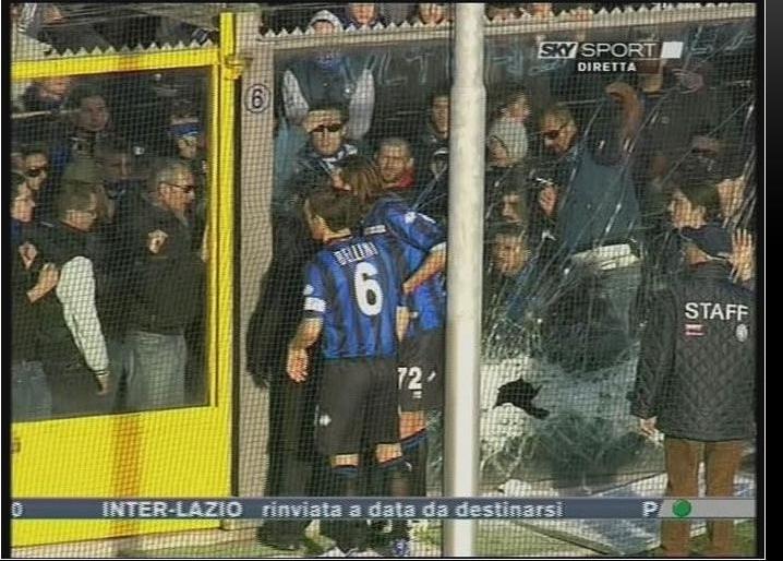 Muere un seguidor de la Lazio tras un disparo Dibujo19