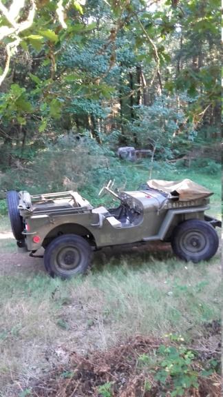 Jeep m201 Morbihan 20180815