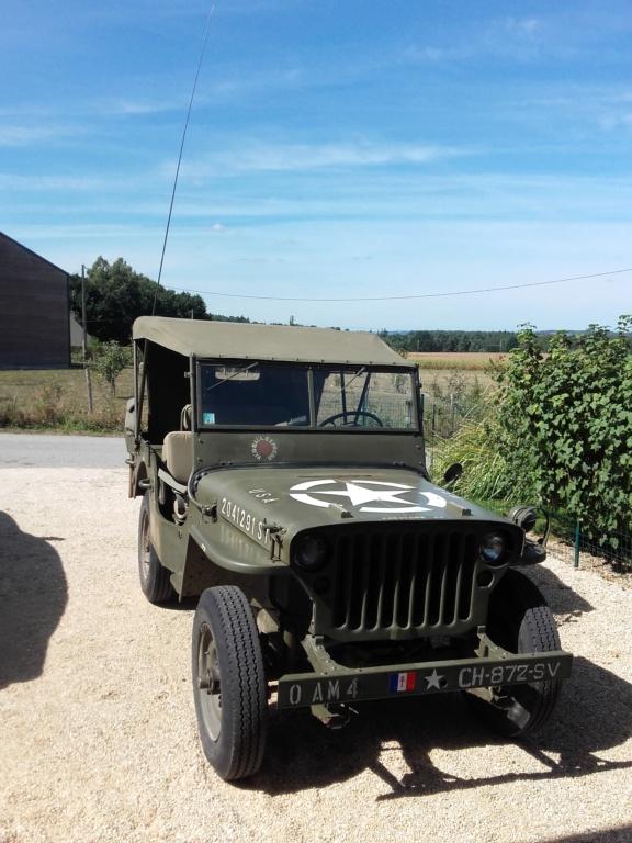 Jeep m201 Morbihan 20180923